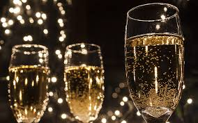 Image result for new year's eve champagne glasses