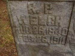 Rebecca Priscilla Welch (Thompson) (1840 - 1911) - Genealogy