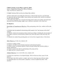 Custody Agreement Sample 017 Template Ideas Child Custody Agreements Templates Sample