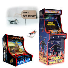 arcade machines with fast 3 5 day delivery