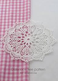 Free Crochet Doily Patterns Crochet Doily Diagrams Free