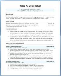 Resume Samples For Students Interesting Nurse Resume Samples Student Nurse Resume Sample Best Resume