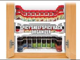 Spicy Shelf Spice Rack Organizer