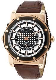 rotary watches men s evolution tz2 reversible brown leather rotary watches men s evolution tz2 reversible brown leather egs0008 tz2 02 04