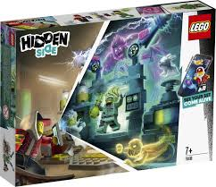 <b>Конструктор LEGO Hidden</b> Side 70418 Лаборатория призраков ...