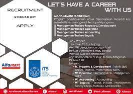 Info lowongan kerja di kota langsa, begini kata kabid ketenagakerjaan dpmptsp. Lowongan Kerja Lowongan Kerja Alfamart Kota Tangerang 2019
