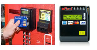 Debit Card Vending Machines