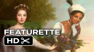 belle featurette behind the painting 2016 gugu mbatha raw hd you