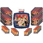 party city hammond la wwe wrestling birthday party supplies