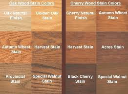 Floor Stain Color Chart Oak Floor Stain Colors Nyreeleather Com