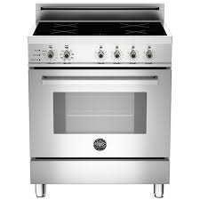 Professional Electric Ranges For The Home Pro304insx Bertazzoni Professional Induction Cooktop Electric