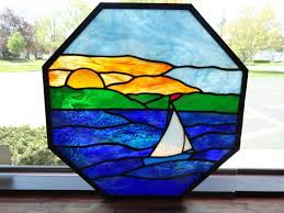 octagon sailboat window