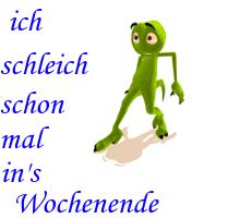 Asciibilder Animschönes Wochenende Amor Schönes Wochenende