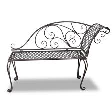 Patterned Chaise Lounge Simple Design
