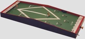 Wooden Game Plans baseball game baseball100jpg planszowe Pinterest Baseball 10