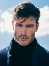 Pin Uživatele Salome Na Nástěnce Handsome Man V Roce 2019 účesy