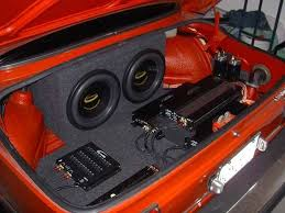 car speakers and subwoofers. car speaker installation guide everything listeners are supposed to hear from their stereo comes the speakers. they produce highs, lows, speakers and subwoofers