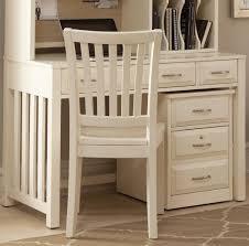 liberty furniture hampton bay  white writing desk with drawers