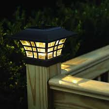 deck lighting. Deck Lighting