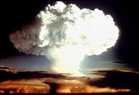 фактов из истории ядерного полигона на Новой Земле Российская  Испытания ядерной бомбы в США 1954 г Фото reuters