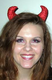 devil makeup for women