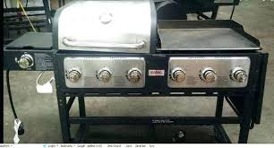gas grill and griddle combo best gas griddle grill china outdoor