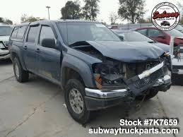 Used Parts 2007 Chevrolet Colorado Z71 3.7L 4x4 | Subway Truck Parts