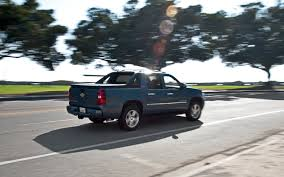 2012 Chevrolet Avalanche - Information and photos - ZombieDrive