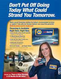 we accept napa easypay credit card