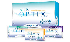 Afbeeldingsresultaat voor air optix lenzen