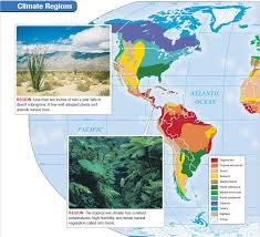 Climates World Climate Regions