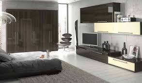 bedroom furniture fitted. Phoenix High Gloss Mira Cosa And Cream Bedroom Furniture Fitted