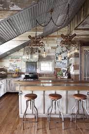 34 Farmhouse Style Kitchens Rustic Decor Ideas For Kitchens