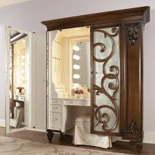 Mirror For Bedroom Vanity Table With Lighted Mirror Lighted Makeup Mirror Vanity