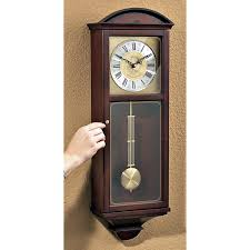 impeccable seiko qxaklh wall clock wall clocks at hayneedle to