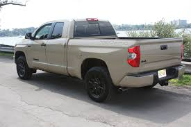 The Toyota Tundra TRD Pro Takes You and All Your Stuff Anywhere ...