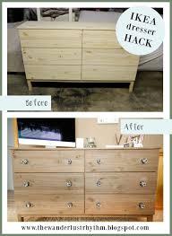 ikea tarva dresser hack. IKEA Hack TARVA Dresser Ikea Tarva