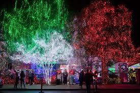 East Bay Christmas Lights Displays Deacon Daves Christmas Display Lights Up Bay Area With Over