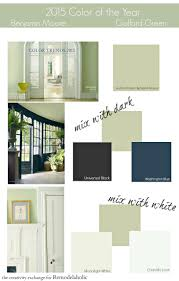 2015 Paint Color of the Year Benjamin Moore Guilford Green. A lovely shade  of green
