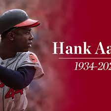 Hank Aaron will be remembered as an MLB ...