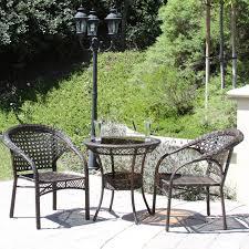 3 piece patio set clearance