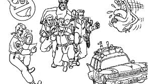 Small Picture Ghostbusters Free Coloring Pages Coloring Home