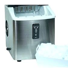 ice maker reviews 5 portable machine best countertop with water line clear cubes