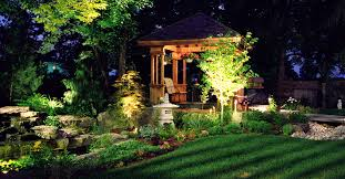 outdoor lighting effects. Tulsa Landscape Lighting \u2013 An Essential Part Of Your Outdoor Living Space Effects