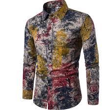 <b>Mens Beach</b> Hawaiian <b>Shirt</b> Tropical <b>Shirt Men Casual</b> Loose Cotton ...