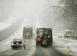 Traffic Update State Police Respond To 380 Crashes