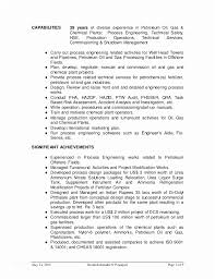 Engineer Resume Custom Polymer Engineer Sample Resume R Prajapati Cv For Process Engineer