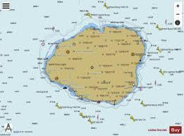 Island Of Kauai Marine Chart Us19381_p2810 Nautical