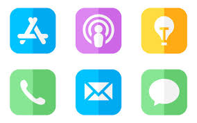 app free logo icons