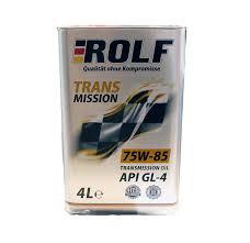 <b>Трансмиссионное масло Rolf</b> Transmission 75W85 ...